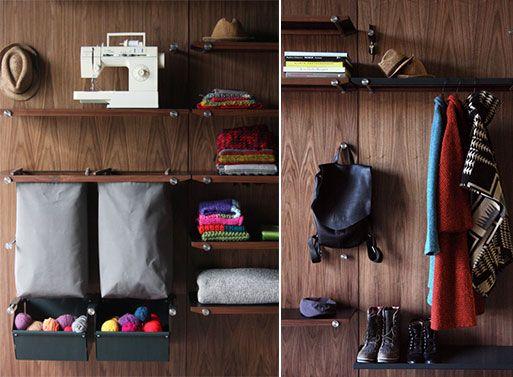 Opencase Wall System U2014 Bookcases    Better Living Through Design.  BookcasesFurniture DesignOrganizingShelves