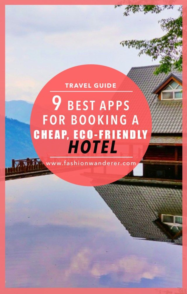 These 9 best apps for booking a cheap eco-friendly hotel are THE AWESOME! They are FREE & EASY to use to find flights ticket last minute in Europe! I'm so glad to find these tips to find cheap hotel on a budget. Definitely pin worthy!   #cheaphotel #affordablehotel #hoteldeals #budgettraveller #travel #vacation #travelonabudget #Traveller #traveltips #traveltheworld