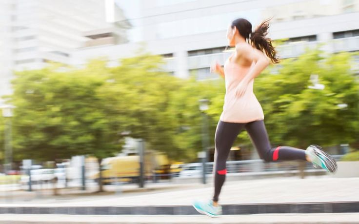 Running a few times a week at a moderate pace is the best way to improve   health, say scientists, as they warn against overdoing it