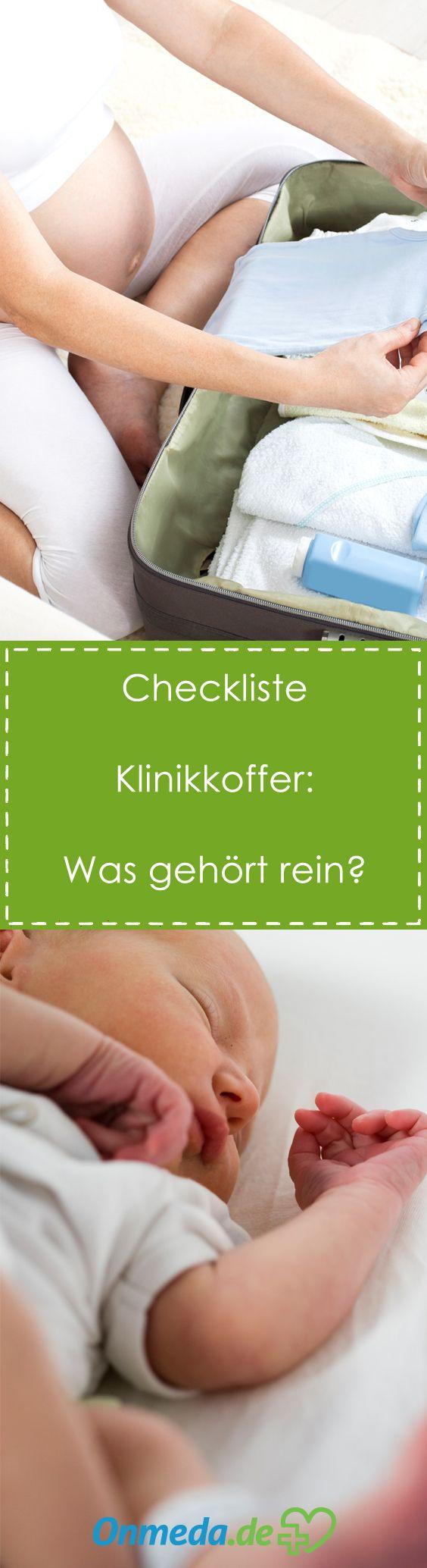 PDF Checkliste: Das gehört in den Klinikkoffer!  (Bildquelle: istock)