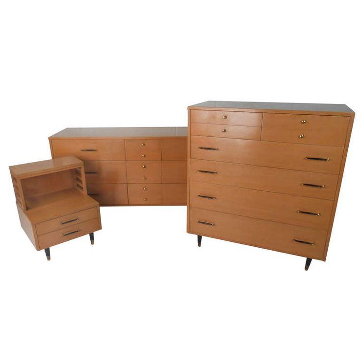 Best 89 Exquisite Mid-Century Modern Bedroom Furniture images on ...