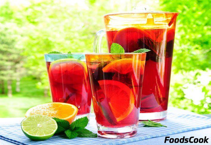 Пунш. Рецепты с фото алкогольного и безалкогольного пунша