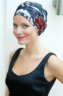 silk scarf for female hair loss,