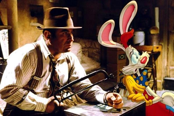 90's kids will remember this. Who Framed Roger Rabbit?
