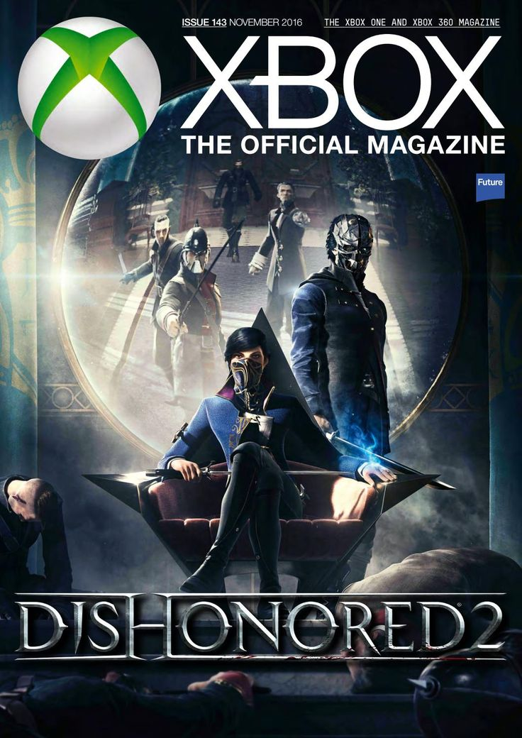 Official Xbox Magazine 143