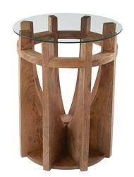Sundial Side Table