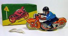 Rara Lata Russa Motocicleta motodrill Com Caixa Original!!! (Made in URSS).