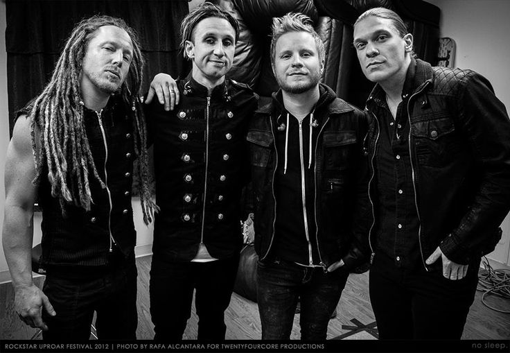 Shinedown's Smith & Myers Go 'Acoustic' on New EP; Exclusive Video Premiere! | Shinedowns Nation