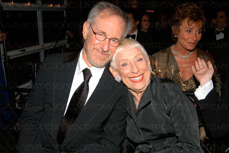 Steven-Spielberg,-Leah-Adler
