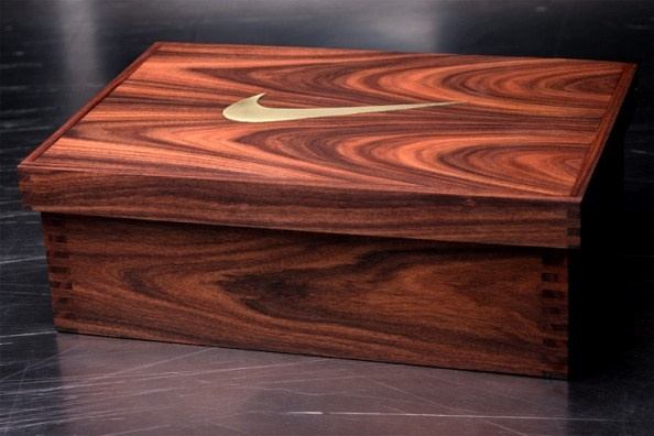 & wooden nike box | Shoe boxes | Pinterest | Wood boxes and Box Aboutintivar.Com