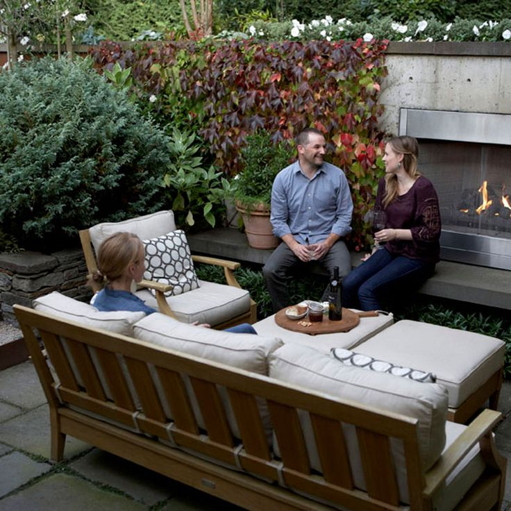 39 Ingenious Diagrams For Your Home And Garden Projects: 98 Best Images About Outdoor Rooms On Pinterest