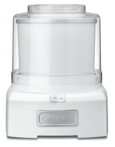 If sorbet is the sweet treat of choice in your household, you'll love the Cuisinart Frozen Yogurt, Ice Cream & Sorbet Maker Model No.ICE-21
