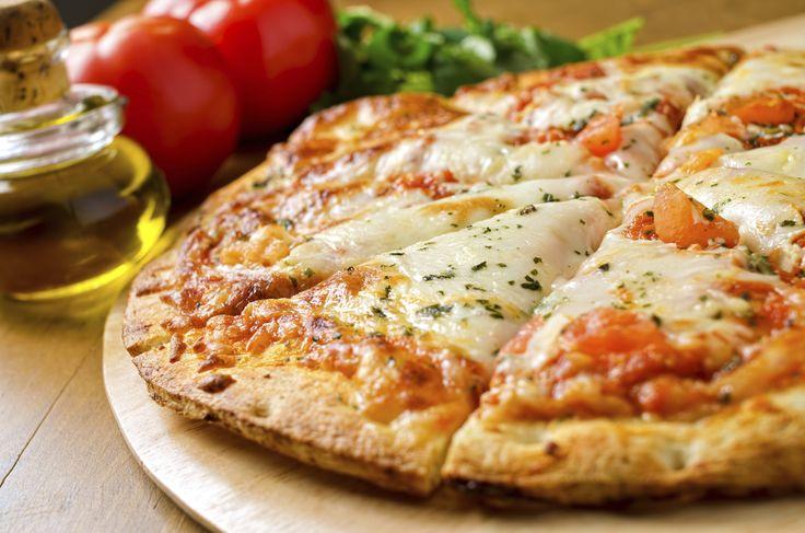 Prepara tu propia masa de pizza- el gran chef