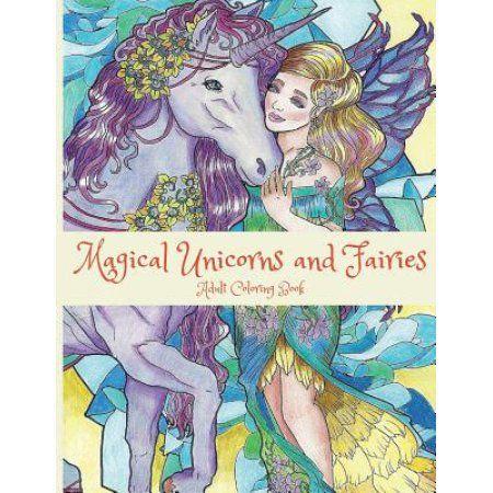 17 Best Ideas About Unicorn And Fairies On Pinterest