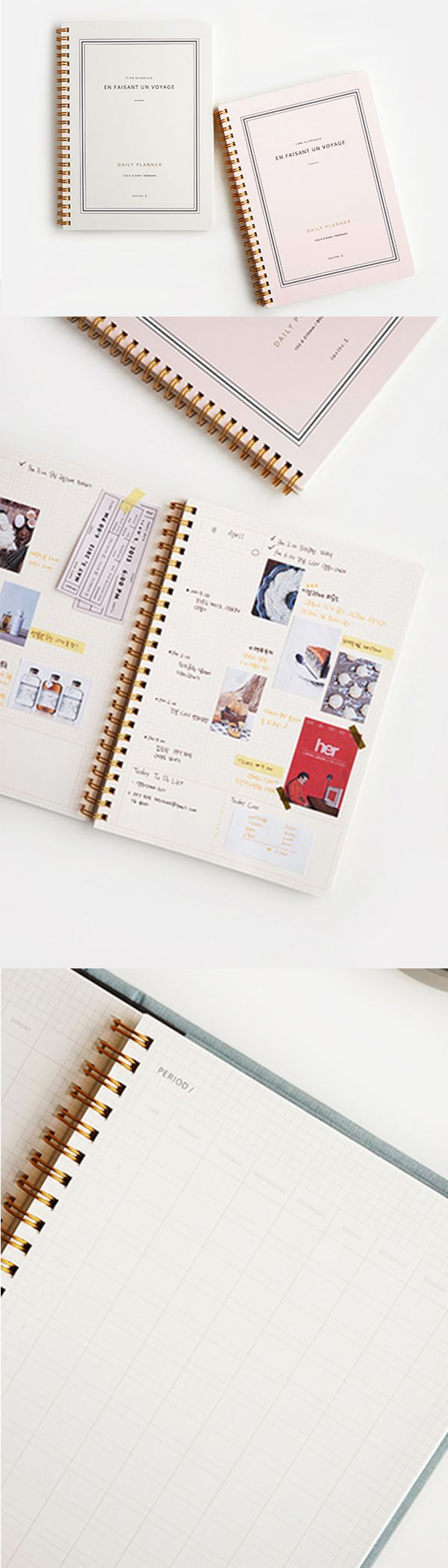 Your days will become more productive with the Daily Planner (2nd Edition)! By planning your days ahead, you can prepare for the tasks and things to do and won't miss important tasks of the day.