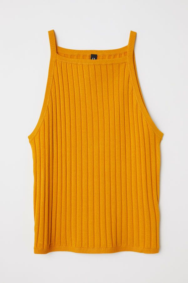 4c57ab7993f7d Ribbed Tank Top