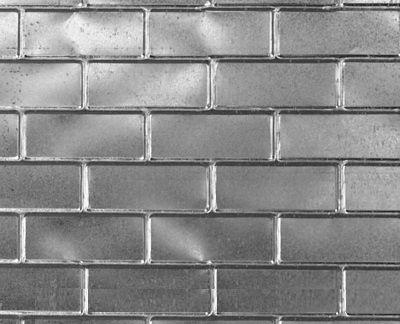 Pretty Glass Tile Backsplash, Metal Look. U0026 Website That Sells Pressed Tin  Wall U0026 Ceiling Panel. Lots Of Designs And Options.