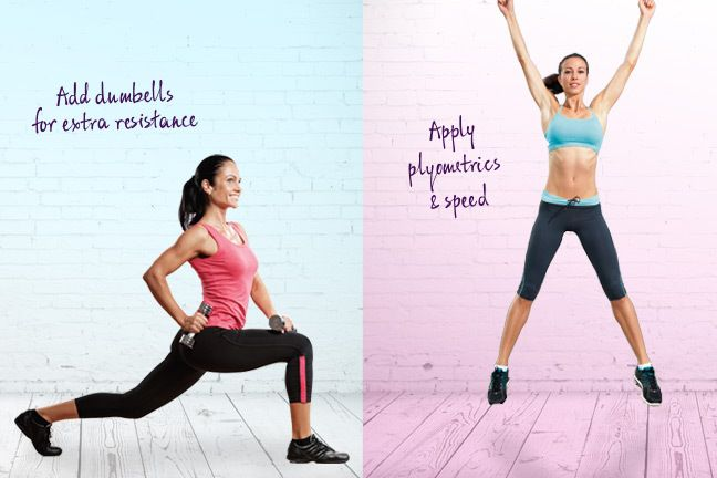Does Your Butt Workout Need a Reboot? How to whip your derrière into shape and really see results.