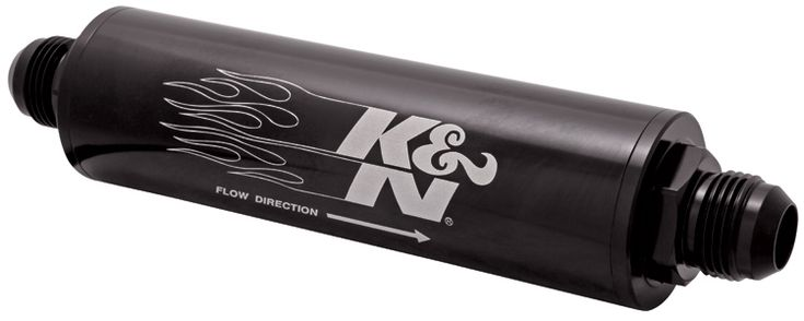 K&N 81-1005 Fuel/Oil Filter.  K&N adds performance to cars, trucks, motorcycles and just about anything with an engine. #knfilters