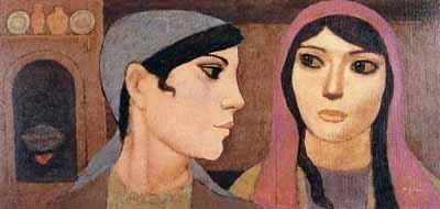Nuri İYEM (turkish painter)