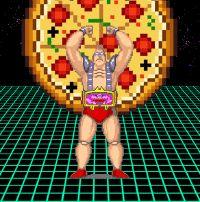 ninja turtles pizza GIF by haydiroket (Mert Keskin)