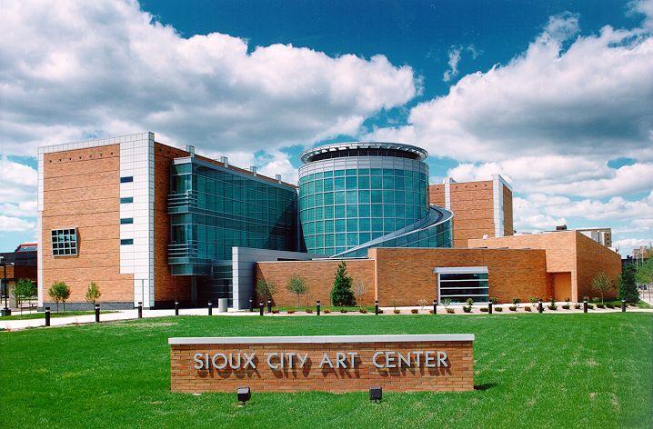 Sioux City Art Center IA
