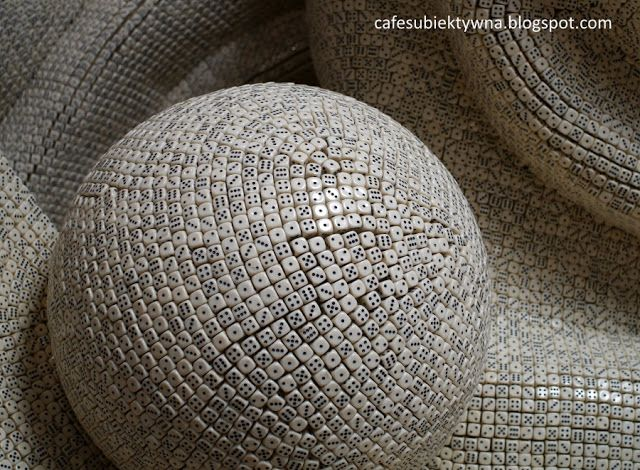 Tony Cragg. Sculpture. From the exhibition in Orońsko.