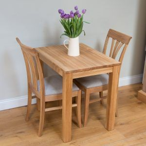 Small Oak Kitchen Tables