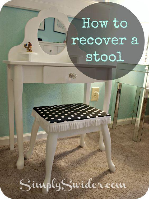 Vanity Stool Diy Stool: Best 25+ Vanity Tables Ideas On Pinterest
