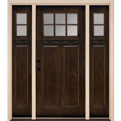 fiberglass entry doors front doors craftsman home depot house projects. Black Bedroom Furniture Sets. Home Design Ideas
