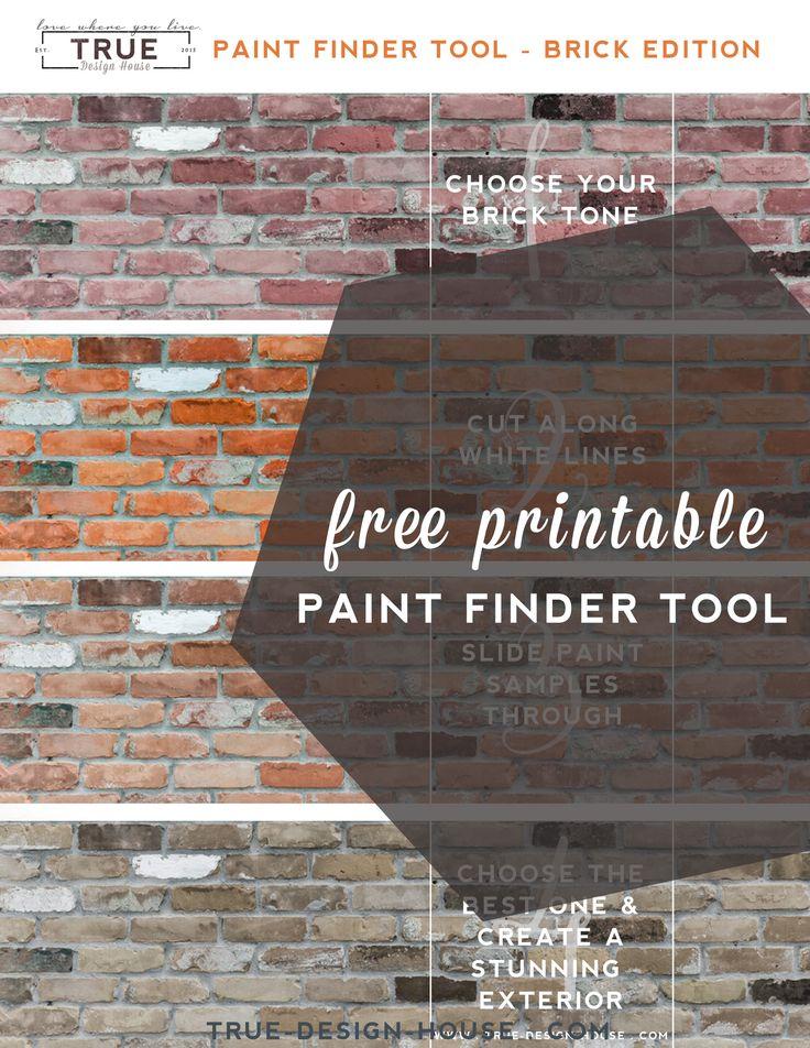 Best 25 Brick Exterior Makeover Ideas On Pinterest