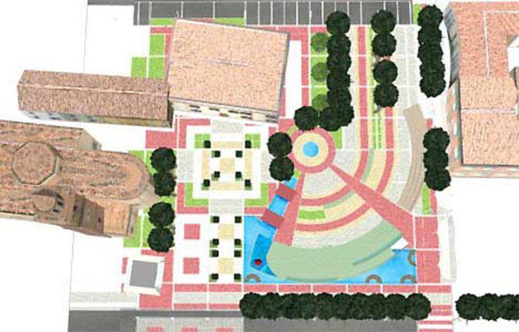 Martinez - Almascien - Studio Bolivariano di architettura  · Piazza Andreoli