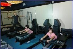 our managers have their weekly pilates sessions at Allez Hop Wellness Studio