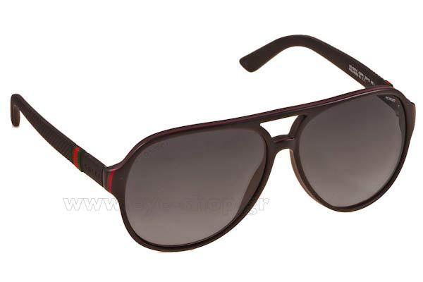 Γυαλια Ηλιου  Gucci GG 1065 4UPWJ BLKREDGRN POLARIZED Τιμή: 182,00 €