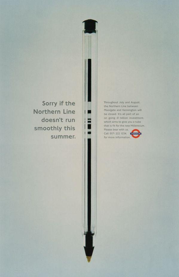 Лондонское метро извиняется за перебои в работе Нозерн-лайн (чёрной)