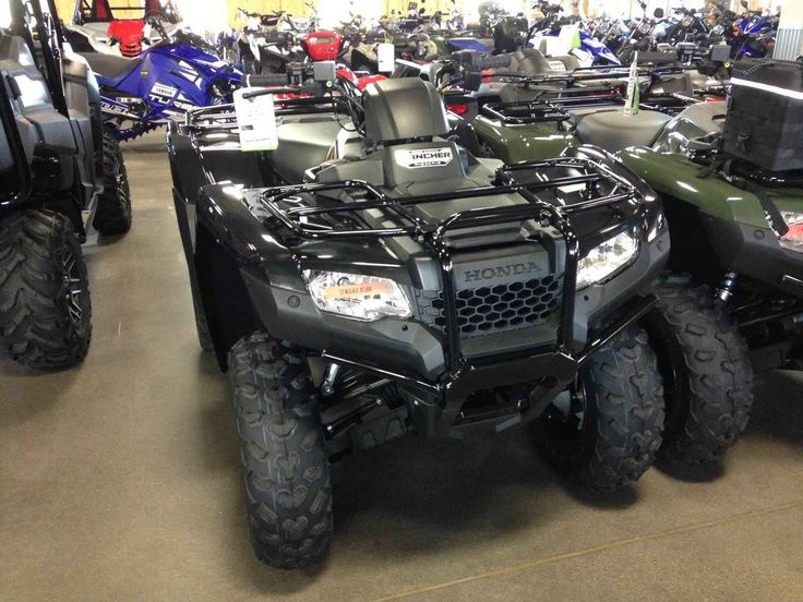 New 2017 Honda FourTrax® Rancher® 4x4 DCT IRS EPS ATVs For Sale in Wisconsin.
