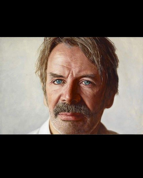 Angus McDonald - Tim Macguire-Archibald Prize entry, 2012