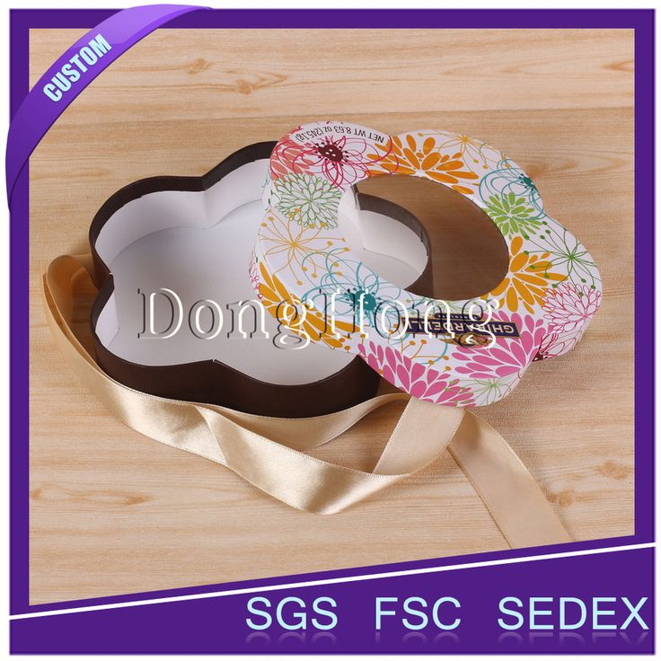 Food Packaging Gift Paper Packaging Box For Cake/ Cookie