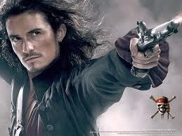 I love pirates of the Caribbean! Will Turner is so amazing, and so is Captain Jack Sparrow!