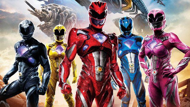 Power Rangers DVD, Blu-ray and 4K Specs Revealed #NewMovies #power #rangers #revealed #specs