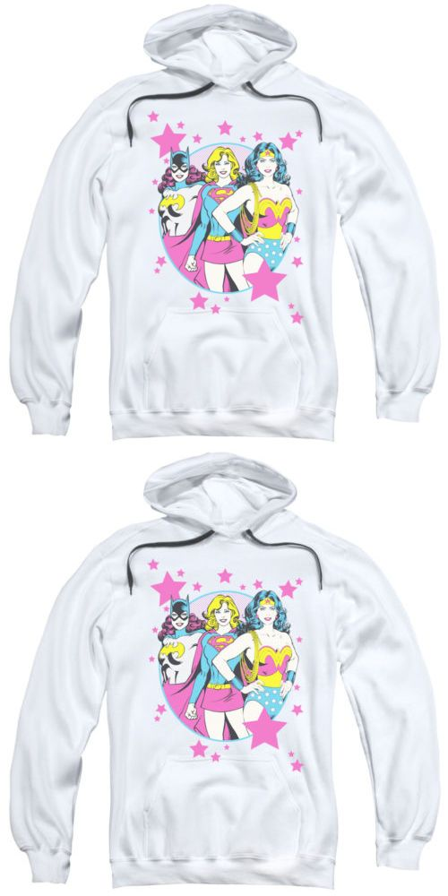 Sweatshirts and Hoodies 155200: Dc We Are Superior Pullover Hoodies For Men Or Kids -> BUY IT NOW ONLY: $32.99 on eBay!
