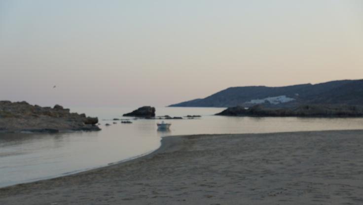 Ios - Maganari beach