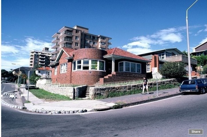 The old Christian Surfers house in Cronulla. So many excellent memories.