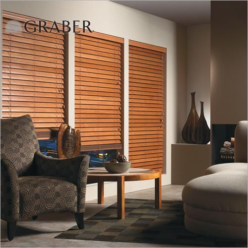 Graber Traditions 2 Quot Wood Blinds In Honey Maple These