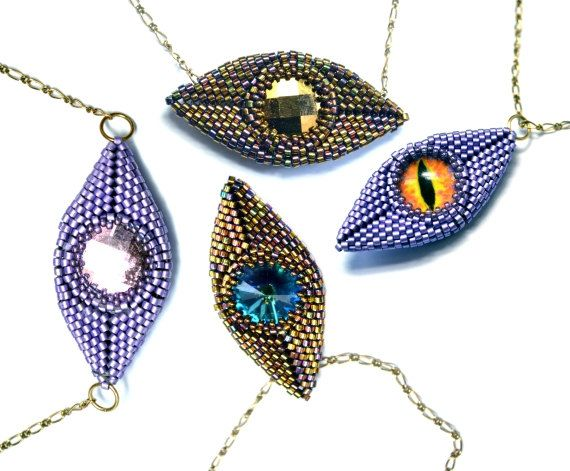 Beading pattern/ beading tutorial for seed by jeanpower on Etsy, £5.00