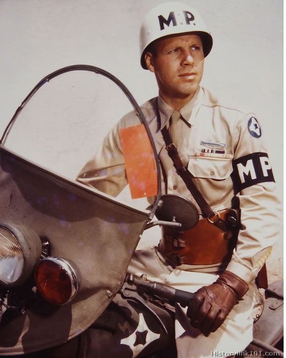 Military Policeman Sgt. Hugo Arne served with the 32nd Infantry Division for 32 months in the SW Pacific. He served as rifle squad leader in...