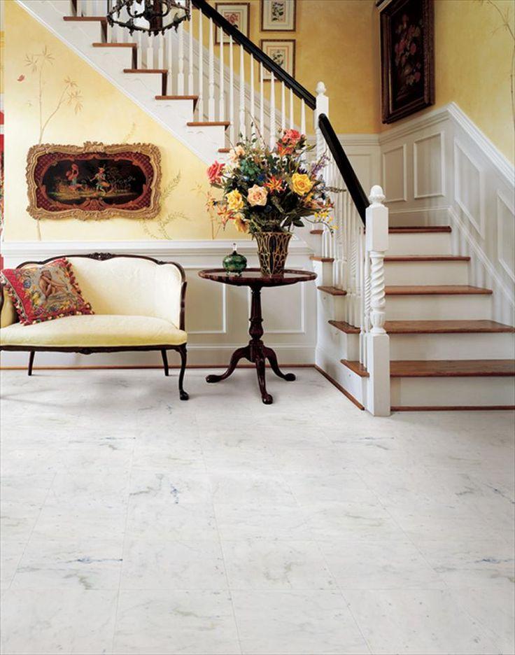 Marble Tile Hallways Carrara And Marble Tiles