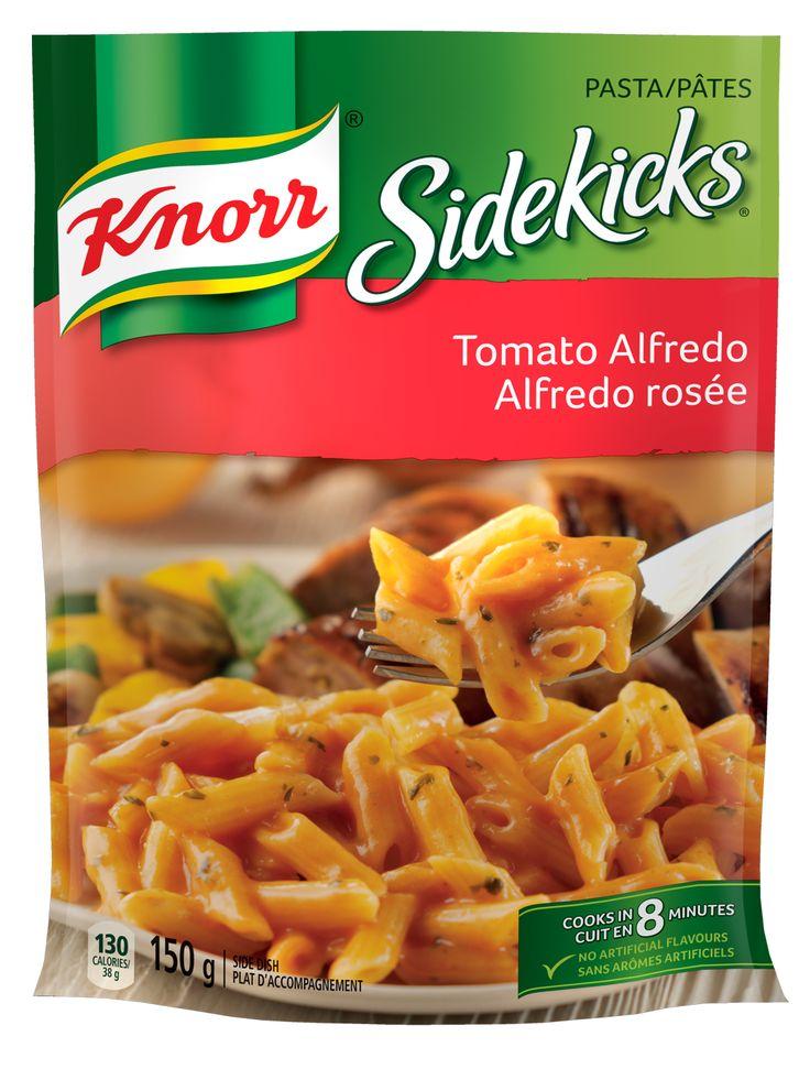 Knorr® Pasta Side Dishes – Tomato Alfredo