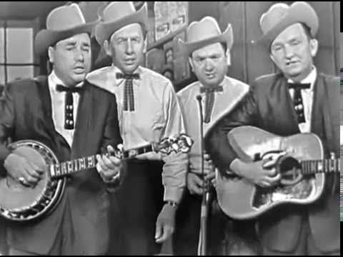 The Foggy Mountain Boys on The Grand Ole Opry Show (old commercials included!)