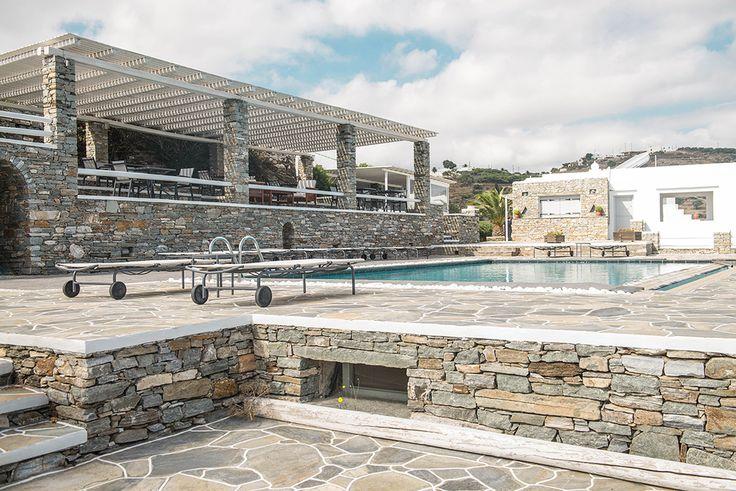 Sifnos- Gerofinikas Complex in Sifnos, Greece - Chrisostomos